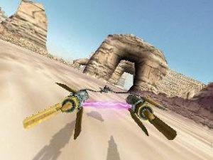 Wiki de Star Wars Episode I : Racer