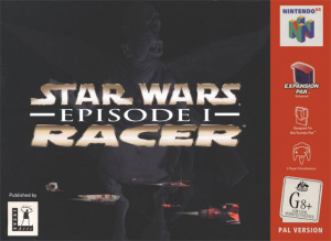 Star Wars Episode I : Racer sur N64