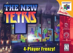 The New Tetris sur N64