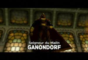 Le final contre Ganon