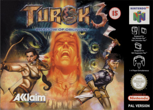 Turok 3 : Shadow Of Oblivion sur N64