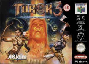 Turok 3 : Shadow Of Oblivion sur N64
