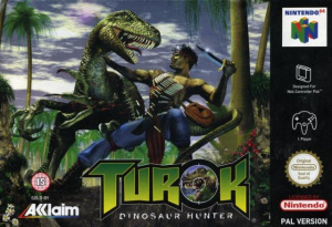 Turok : Dinosaur Hunter sur N64