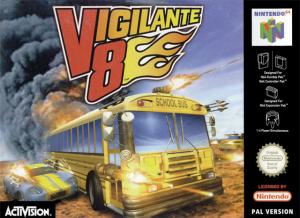 Vigilante 8 sur N64