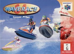 Wave Race 64 sur N64