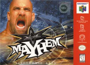 Wcw Mayhem sur N64