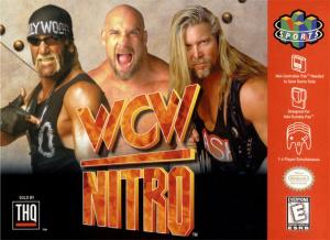 Wcw Nitro sur N64