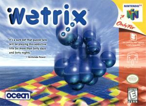 Wetrix sur N64