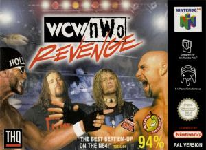 Wcw Vs Nwo Revenge sur N64