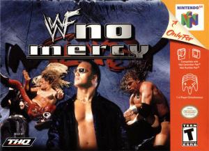 WWF No Mercy sur N64