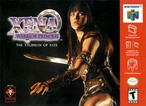 Xena : Princesse Guerrière : The Talisman of Fate sur N64