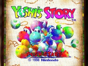 Oldies : Yoshi's Story