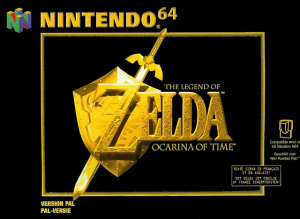 The Legend of Zelda : Ocarina of Time sur N64