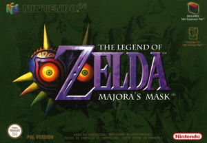 The Legend of Zelda : Majora's Mask sur N64
