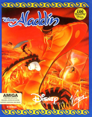 Aladdin sur Amiga