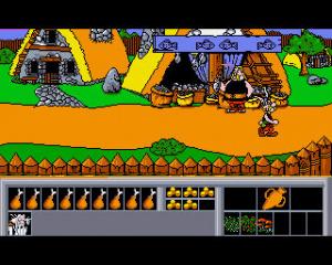 Astérix & Obélix : Le Coup Du Menhir sur Amiga