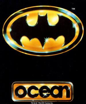 Batman : The Movie sur Amiga