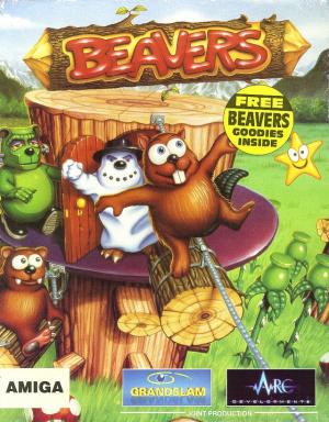 Beavers sur Amiga