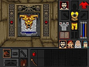 100ème - Black Crypt / Amiga (1992)