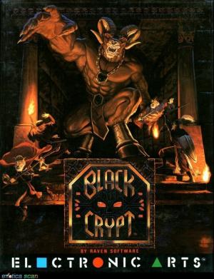 Black Crypt sur Amiga