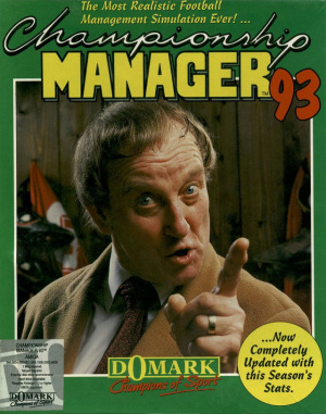 Championship Manager 1993/1994