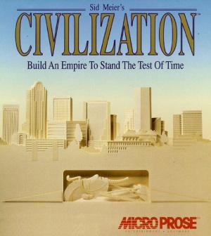 Civilization sur Amiga