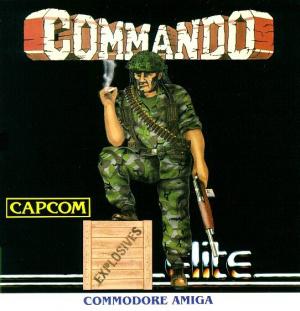 Commando sur Amiga