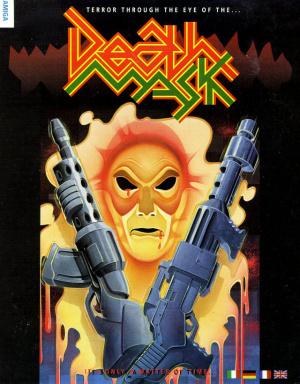 Death Mask sur Amiga