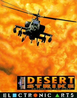 Desert Strike : Return to the Gulf sur Amiga