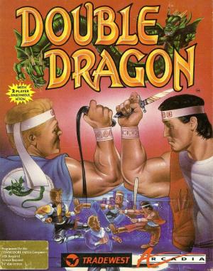 Double Dragon sur Amiga