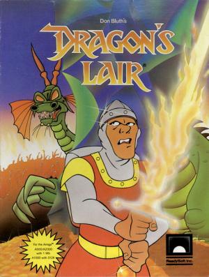 Dragon's Lair sur Amiga