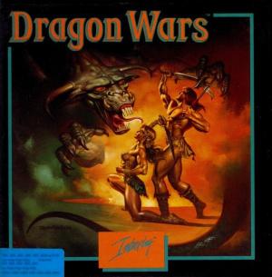 Dragon Wars sur Amiga