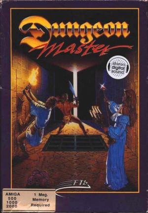 Dungeon Master sur Amiga