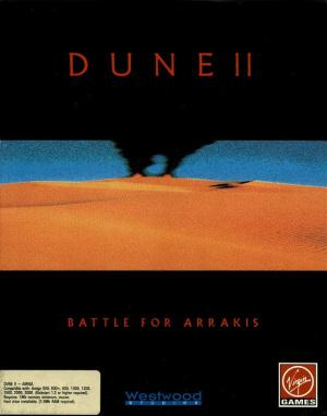 Dune II : La Bataille d'Arrakis sur Amiga