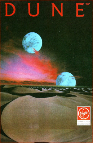 Dune sur Amiga