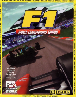 F1 World Championship Edition sur Amiga