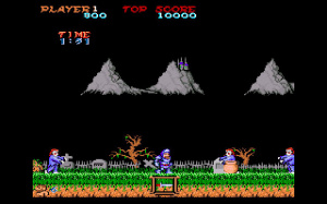 Le reboot de Ghosts'n Goblins retiré de Kickstarter