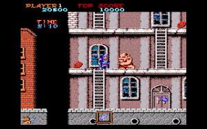 1. Ghosts'n Goblins (1985)