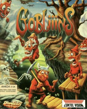 Gobliiins sur Amiga
