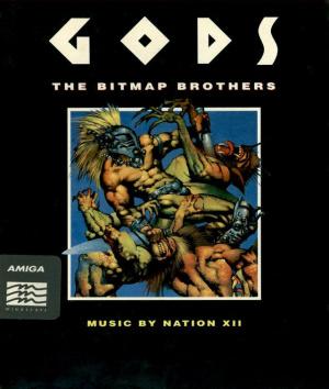 Gods sur Amiga