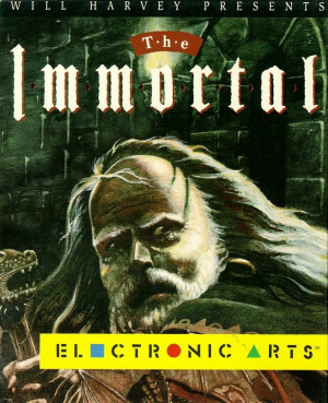 The Immortal sur Amiga