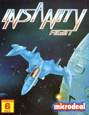 Insanity Fight sur Amiga