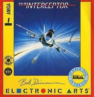 Interceptor sur Amiga