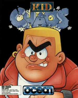 Kid Chaos sur Amiga
