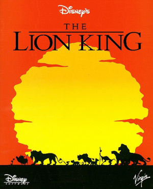 Le Roi Lion sur Amiga