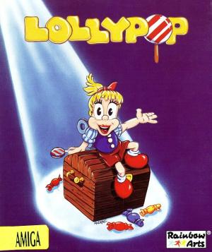 Lollypop sur Amiga
