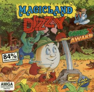 Magicland Dizzy sur Amiga