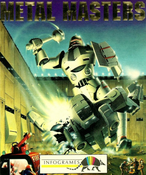 Metal Masters sur Amiga