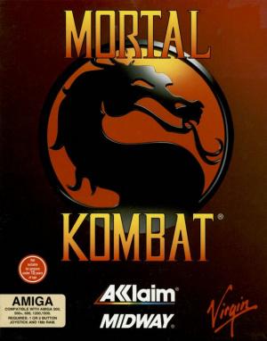 Mortal Kombat sur Amiga