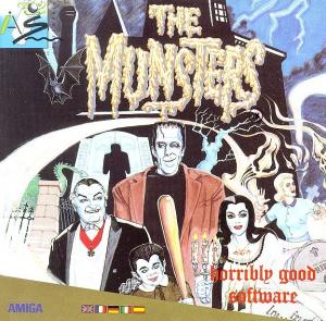 The Munsters sur Amiga